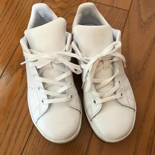 アディダス(adidas)のアディダス スタンスミス オールホワイト(スニーカー)