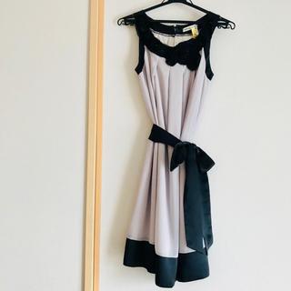 ローズバッド(ROSE BUD)の結婚式お呼ばれフォーマルドレス/ワンピース もももん様専用(ミディアムドレス)