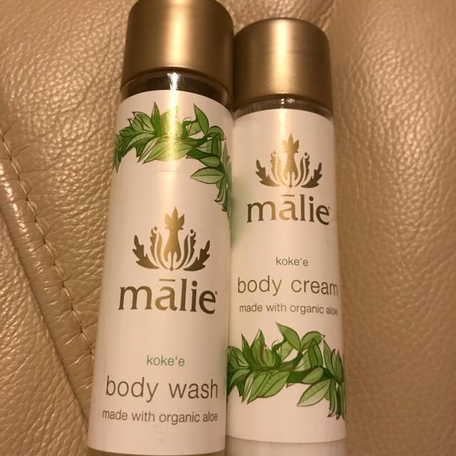 Malie Organics(マリエオーガニクス)のマリエカイボディケアセット コスメ/美容のボディケア(ボディローション/ミルク)の商品写真