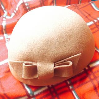アンアナザーアンジェラス(an another angelus)のクラシックベレー帽(ハンチング/ベレー帽)
