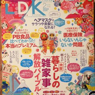 *ユメ様専用ページ* LDK2月号 最新号 (その他)