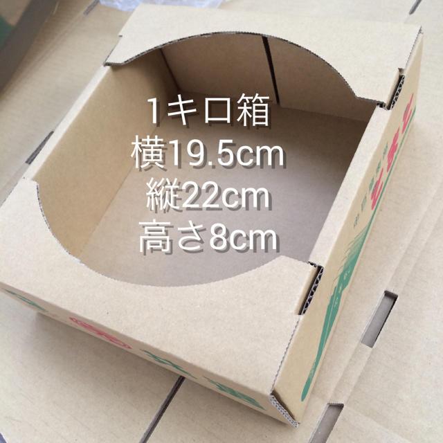 me-☆様 1キロ×2箱 食品/飲料/酒の食品(野菜)の商品写真