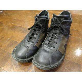 カンペール(CAMPER)のCAMPER カンペール ショートブーツ 40 25-25.5(ブーツ)