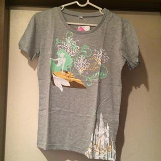 ディズニー(Disney)のアリエル柄 Tシャツ(Tシャツ(半袖/袖なし))