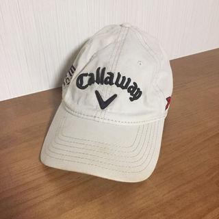 キャロウェイゴルフ(Callaway Golf)の【美品】キャロウェイ キャップ(その他)