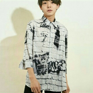 ミルクボーイ(MILKBOY)の【しい様限定】BRICK SHIRTS(Tシャツ/カットソー(七分/長袖))