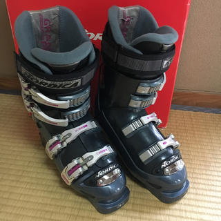 ノルディカ(NORDICA)の☆新品☆ ノルディカ スキーブーツ レディース 【24.0〜24.5】(ブーツ)