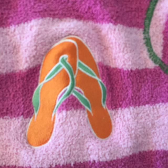 kashwere(カシウエア)のカシウェア ハワイ パーカー  キッズ/ベビー/マタニティのキッズ服女の子用(90cm~)(ジャケット/上着)の商品写真