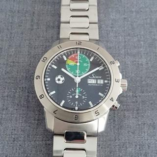 シン(SINN)のOZR様専用☆Sinnジン☆2006年ドイツワールドカップクロノ  新品☆(腕時計(アナログ))