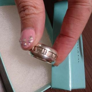 ティファニー(Tiffany & Co.)の値下げしました。アトラスリング✨💍(その他)
