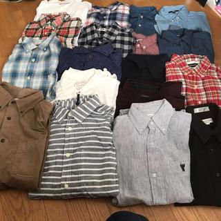 ユニクロ(UNIQLO)のシャツ まとめ売り 18着(シャツ)
