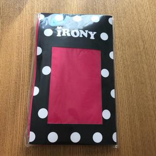 アイロニー(IRONY)の新品 アイロニー カラータイツ ピンク(タイツ/ストッキング)