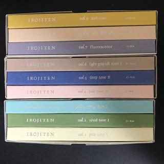 トンボエンピツ(トンボ鉛筆)の色辞典 IROJITEN セット(色鉛筆)