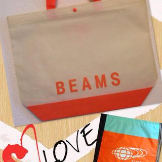 ビームス(BEAMS)のBEAMS ショッパーセット(ショップ袋)