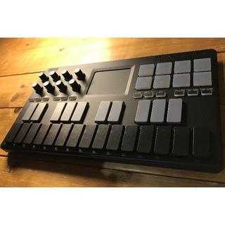 コルグ(KORG)のKORG nanoKEY Studio(MIDIコントローラー)