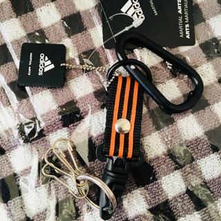アディダス(adidas)のアディダス adidas キーリング キーケース キーホルダー 新品(キーホルダー)