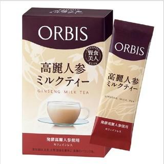 オルビス(ORBIS)のオルビス 高麗人参ミルクティー9パック(茶)
