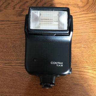 ニコン(Nikon)の【ジャンク品】CONTAX TLA30 ストロボ(その他)