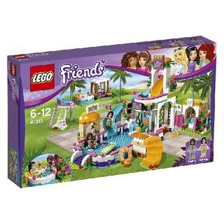 レゴ フレンズ 41313 ドキドキウォーターパーク(積み木/ブロック)