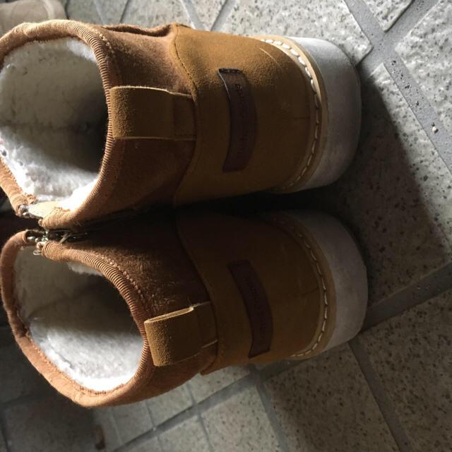 HASH BROWNS(ハッシュブラウン)のムートン♡ブーツ  めんま様専用 レディースの靴/シューズ(ブーツ)の商品写真