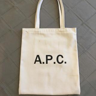 APCトートバック 新品ホワイト