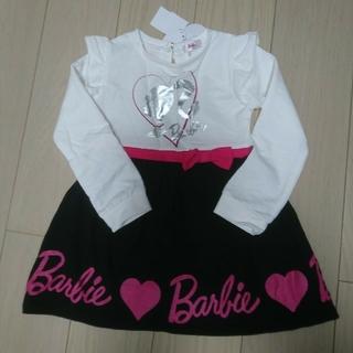バービー(Barbie)のバービー ワンピース 120(ワンピース)