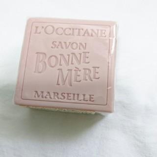 ロクシタン(L'OCCITANE)のロクシタン 化粧石鹸 ピンク(ボディソープ / 石鹸)
