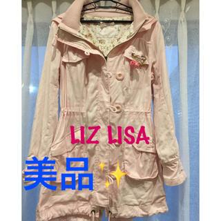 リズリサ(LIZ LISA)の値下げ!美品LIZ LISA 🎀モッズコート(モッズコート)