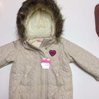 ジェニィ(JENNI)の新品 ☆ ジェニーのコート 95㎝(ジャケット/上着)