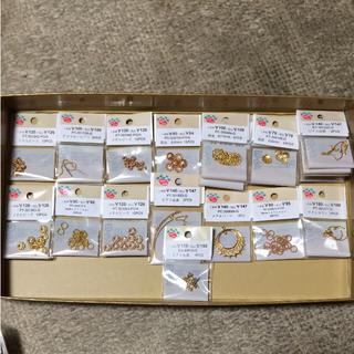 キワセイサクジョ(貴和製作所)の新品ハンドメイド パーツセット(各種パーツ)
