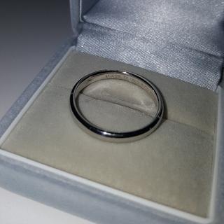 ティファニー(Tiffany & Co.)のティファニー PT950  20号 美品(リング(指輪))