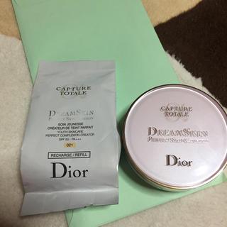 ディオール(Dior)のカプチュールトータルドリームスキンクッション(その他)