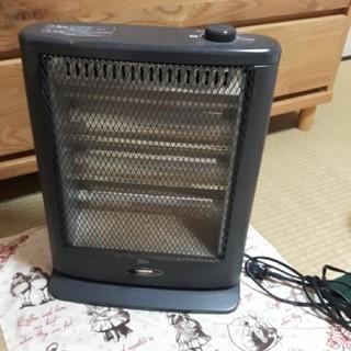 二週間限定 電気ストーブ500円(電気ヒーター)
