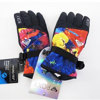 ロキシー(Roxy)のロキシー ROXY スノボ グローブ L 新品未使用手袋 蜷川実花 スマホ対応 (ウエア/装備)