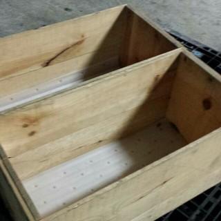 《10セット限定》リンゴ箱2箱 送料無料(その他)