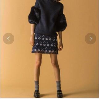 マーキュリーデュオ(MERCURYDUO)のMERCURYDUO レースタイトスカート(ミニスカート)