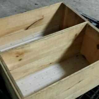 《10セット限定!》リンゴ箱2箱 送料無料0(その他)