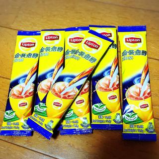 ユニリーバ(Unilever)の香港限定☆Lipton ミルクティー milktea(茶)