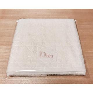 クリスチャンディオール(Christian Dior)の【新品・未使用】ディオール Dior コスメ フェイスタオル(その他)