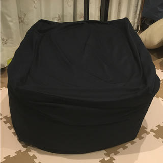 ムジルシリョウヒン(MUJI (無印良品))の送料込み 無印良品 人をダメにするクッション(ビーズソファ/クッションソファ)