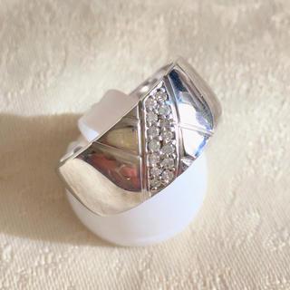 ショコラうさぎ様専用❣️k18 ダイヤ リング(リング(指輪))