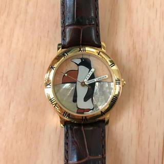 ピエールラニエ(Pierre Lannier)の☆ kiyoさま 専用 ☆ピエールラニエ  ペンギン 時計(腕時計(アナログ))