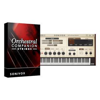 ストリングス Orchestral Strings 音源 vst オーケストラ(ソフトウェア音源)