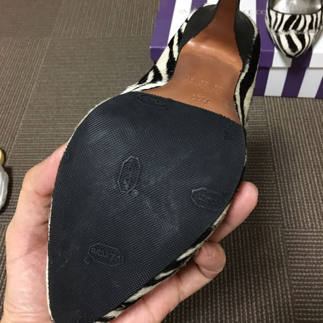 GRACE CONTINENTAL(グレースコンチネンタル)のグレースコンチネンタル パンプス レディースの靴/シューズ(ハイヒール/パンプス)の商品写真