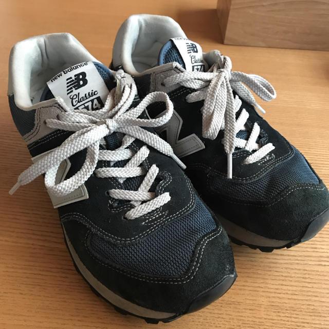 d504646201e57 New Balance(ニューバランス)のニューバランス574クラシックnew balanceサイズ25 メンズの靴