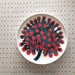 マリメッコ(marimekko)の美品 マリメッコ プレート(食器)