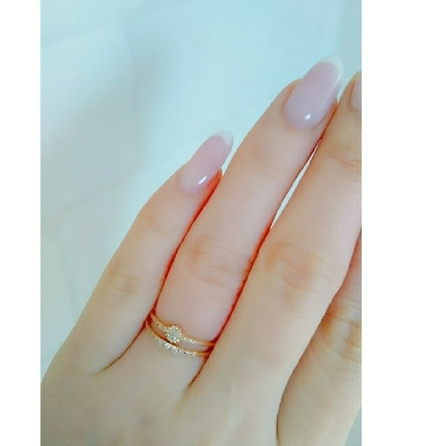 COCOSHNIK(ココシュニック)の※お取り置き専用ページ※        新品✧*COCOSHNIKダイヤリング レディースのアクセサリー(リング(指輪))の商品写真