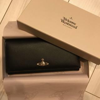 ヴィヴィアンウエストウッド(Vivienne Westwood)の新品/正規品★VivienneWestwood Opio レザー 長財布(財布)