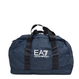 エンポリオアルマーニ(Emporio Armani)のEA7 エンポリオ アルマーニ ネイビーナイロンバッグ 軽量(ボストンバッグ)