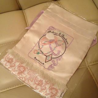 アフタヌーンティー(AfternoonTea)のコクーニスト♡新品♡巾着(ショップ袋)